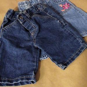 Pair of 3M Baby Girls CIRCO Jeans